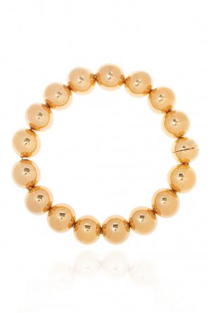 Brass necklace od JIL SANDER