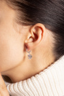 Kate Spade 氧化锆吊式耳环