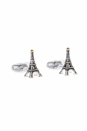 Eiffel tower cuff links od Paul Smith