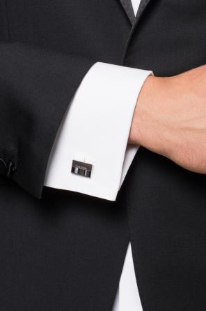 Rectangular cuff links od Paul Smith