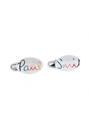 Cuff links with logo od Paul Smith