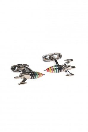 Bomb-shaped cuff links od Paul Smith