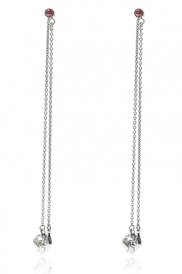 Midgard Paris Earrings with charm