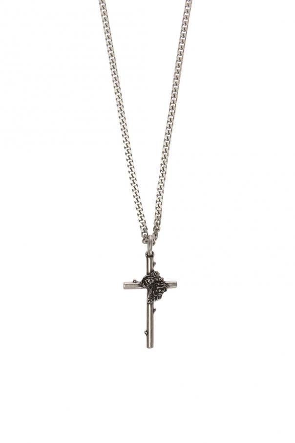 764d8c9e2f13 Necklace with charm Dsquared2 - Vitkac shop online