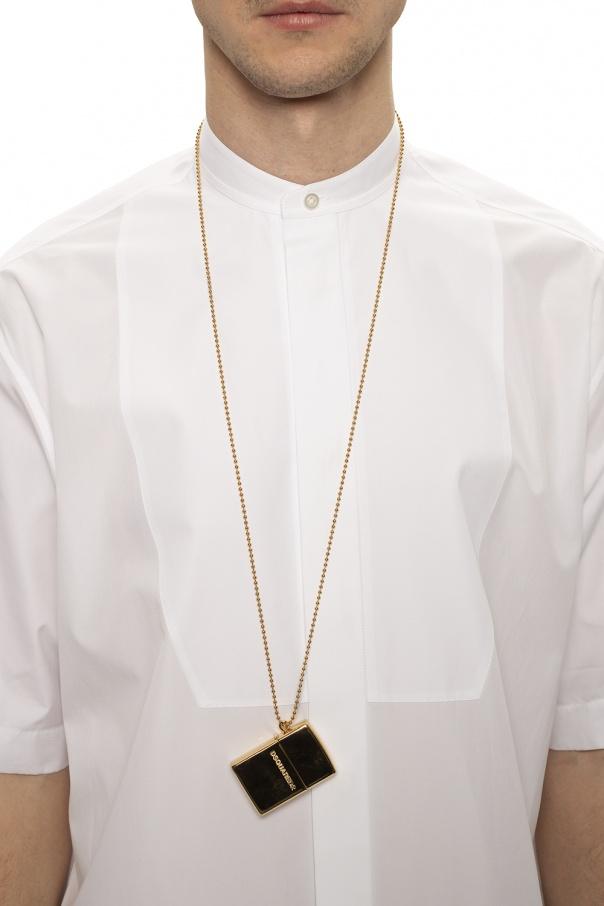 Lighter necklace od Dsquared2