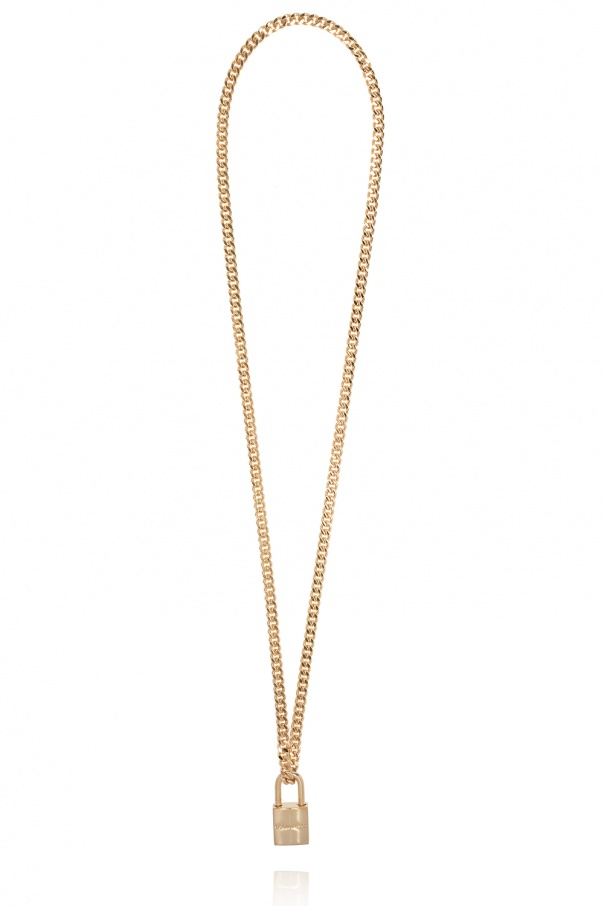 Dsquared2 Necklace with logo pendant