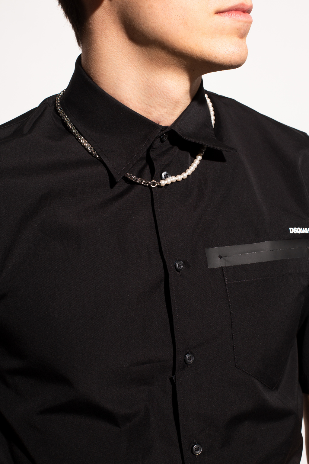 Dsquared2 Necklace with logo
