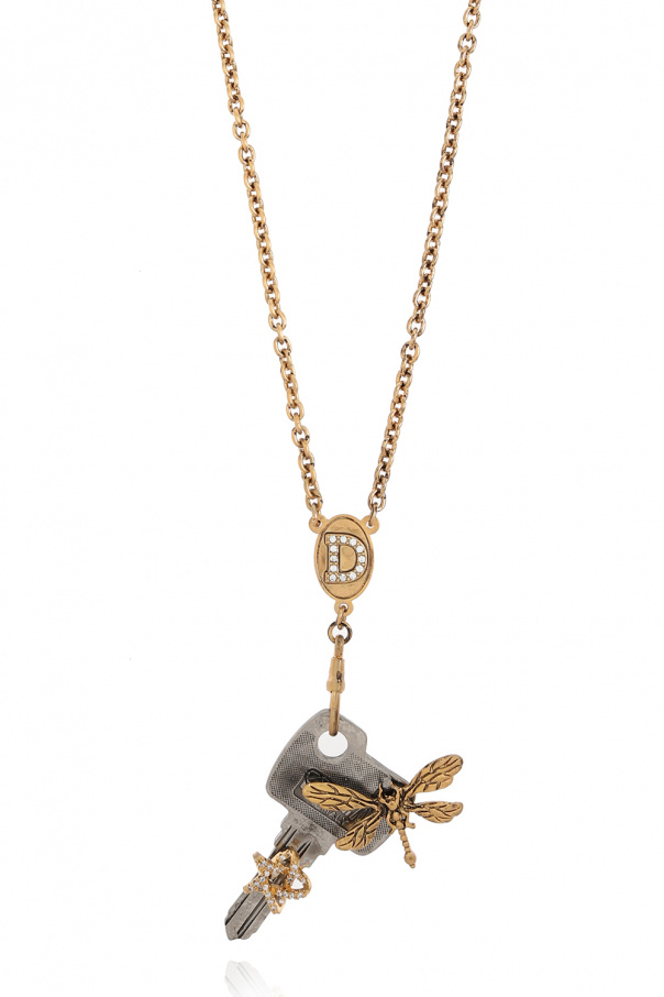 Dsquared2 Necklace with crystals
