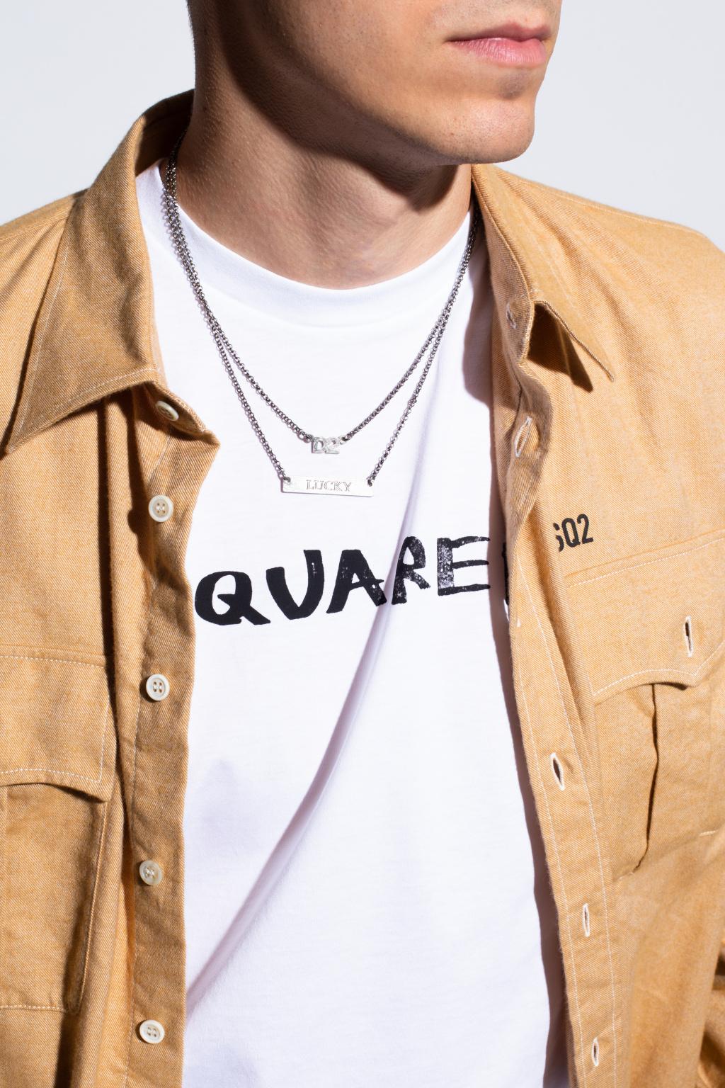 Dsquared2 品牌项链