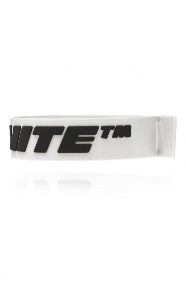 Off-White Logo bracelet