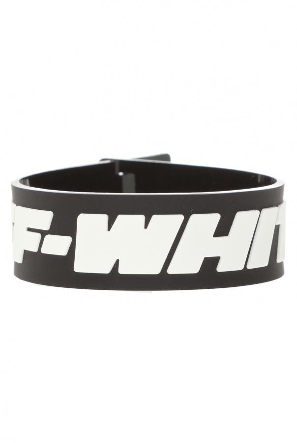 Off-White Bracelet with logo