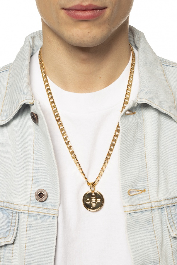 Logo necklace od Off White