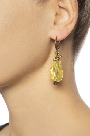 32aaca78aab Embellished earrings od Marni ...