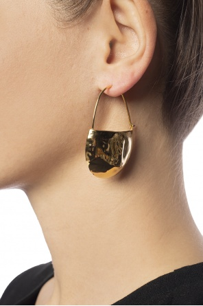 Hanging earrings od Marni