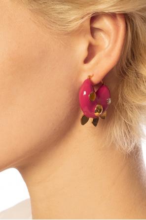 Embellished earrings od Marni