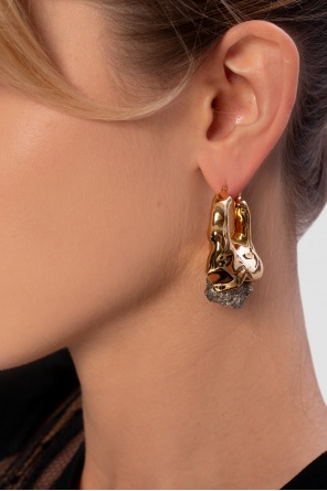 Pyrite earrings od Marni