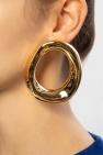 Marni Brass earrings