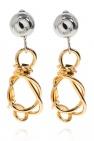 Marni Wire clip-on earrings
