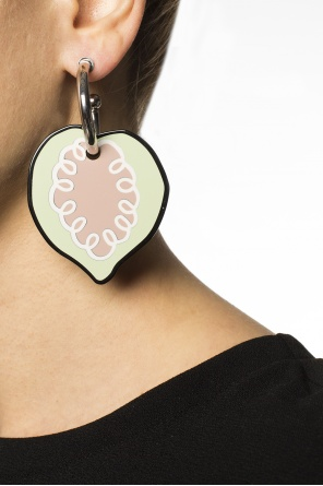 Earrings with charms od Marni