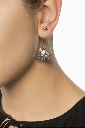 Earrings with floral motif od Marni