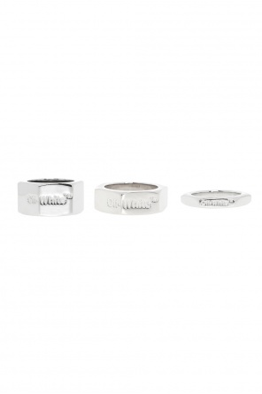 Set of 3 rings od Off White
