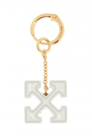 Logo earring od Off White