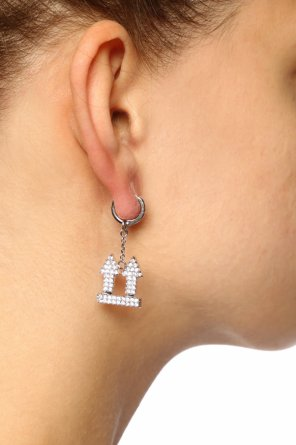 Earring with pendant od Off White