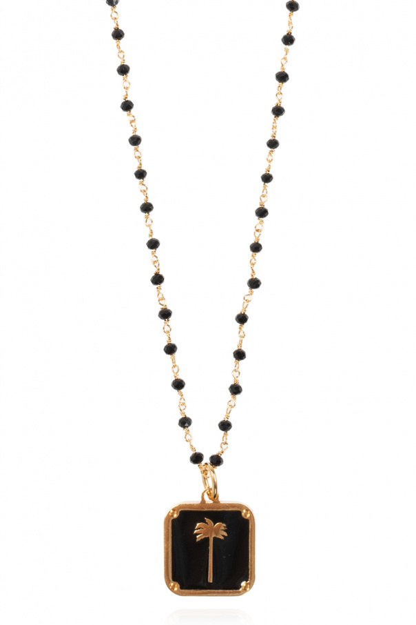 Palm Angels Necklace with pendant