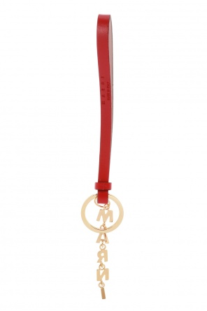 Branded key ring od Marni