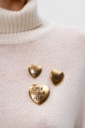 Dsquared2 Set of metal brooches