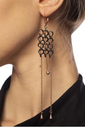 Pulsar黄铜耳环 od Midgard Paris