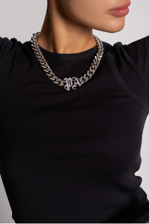 Necklace with logo od Palm Angels