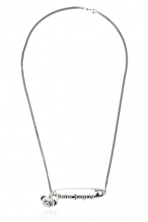 Necklace with logo pendant od Palm Angels