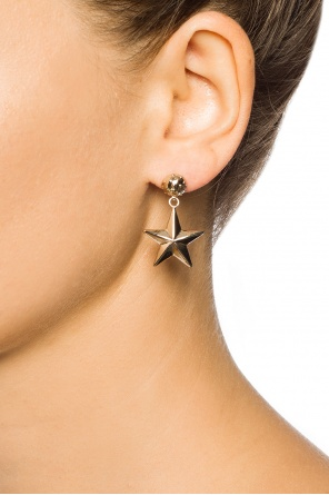 Earring with a star motif od Valentino Red