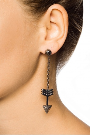Earring with an arrow motif od Valentino Red