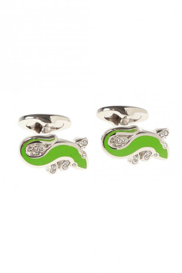 Etro Patterned cufflinks