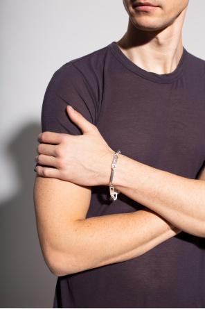 Silver bracelet od Rick Owens
