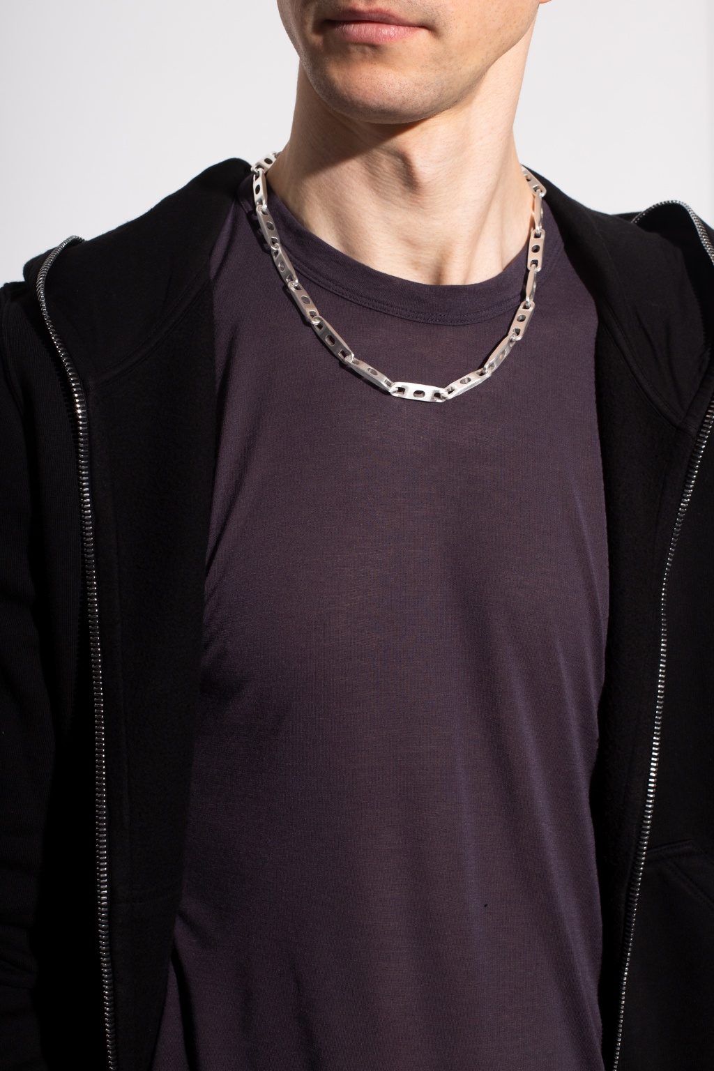 Rick Owens Silver necklace