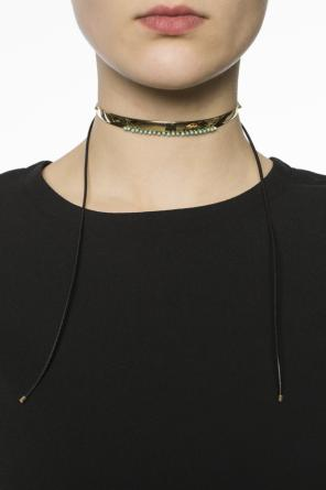 Necklace with metal insert od Isabel Marant