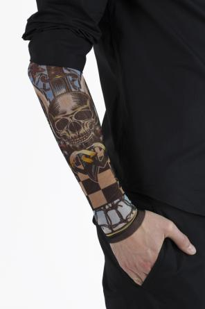 Tattoo motif sleeves od Dsquared2