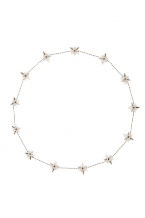 Necklace with spiked charms od Dsquared2
