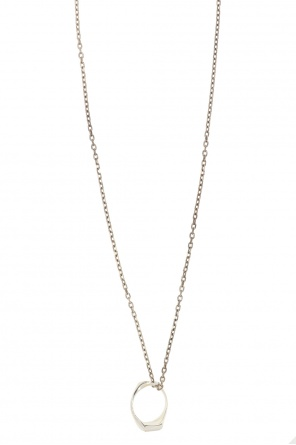 Necklace with charm od Maison Margiela