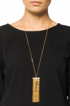 Necklace with tassel od MM6 Maison Margiela
