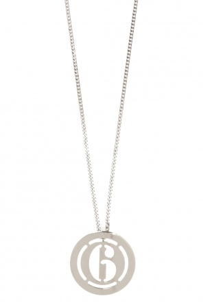 Necklace with a charm od MM6 Maison Margiela