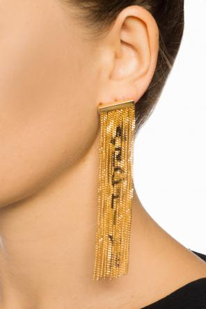 Printed earring od MM6 Maison Margiela