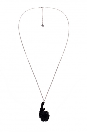 Decorative pendant necklace od MM6 Maison Margiela