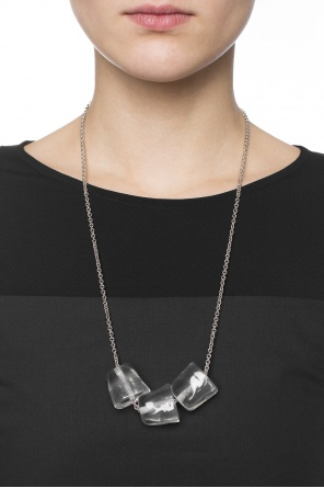 Necklace with charms od MM6 Maison Margiela