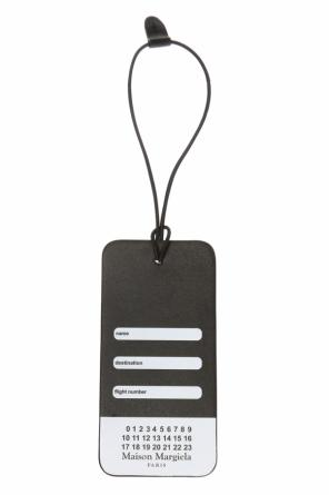 Printed key ring od Maison Margiela