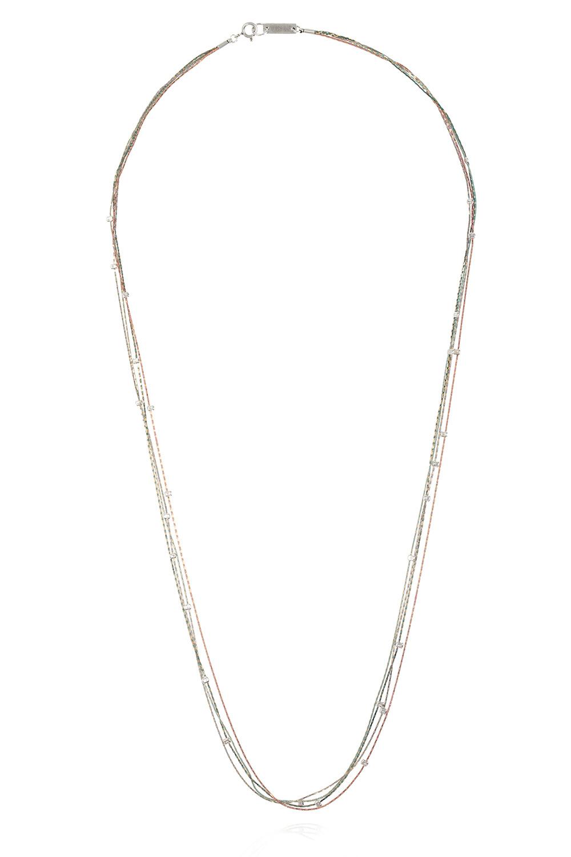 Isabel Marant Brass necklace