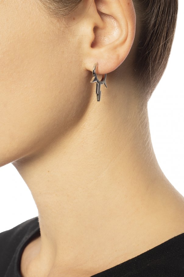 Lightning bolt earrings od Zadig & Voltaire